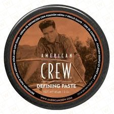 American Crew Defining Paste, Pasta do modelowania włosów, 85 g
