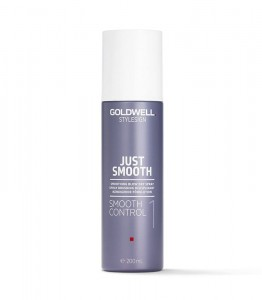 Goldwell Stylesign Just Smooth Smooth Control, Wygładzający spray do suszenia, 200 ml
