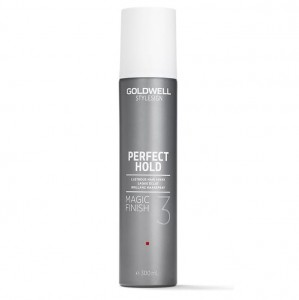 Goldwell Stylesign Perfect Hold Magic Finish, Nabłyszczający lakier do włosów, 300 ml