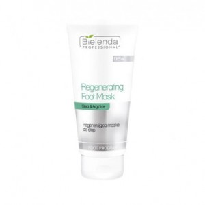 Bielenda Professional Regenerating Foot Mask, Regenerująca maska do stóp, 175 ml