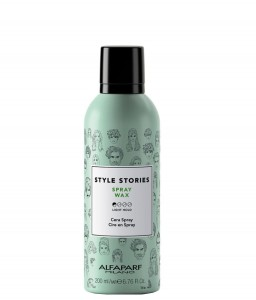 Alfaparf Style Stories Spray Wax, Wosk w Spray'u, 200 ml