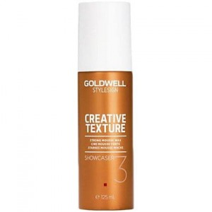 Goldwell Stylesign Creative Texture Showcaser, Mocny wosk w piance, 125 ml