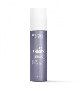 Goldwell Stylesign Just Smooth Flat Marvel, Balsam wygładzający włosy, 100 ml