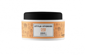 Alfaparf Style Stories Funk Clay, Pasta do stylizacji, 100 ml