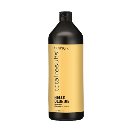 Matrix Total Results Hello Blondie Shampoo, Szampon do włosów blond, 1000 ml