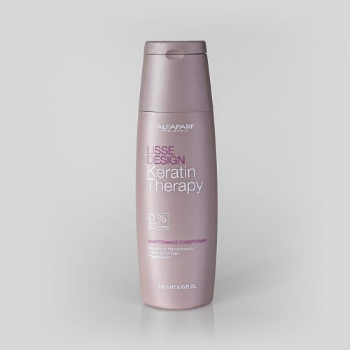 Alfaparf Lisse Design Keratin Therapy Maintenance Conditioner, Odżywka, 250ml