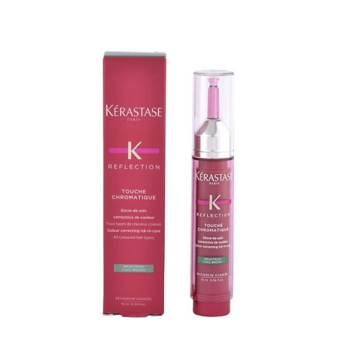 Kerastase Chromatique Touche Cool Brown | Korektor do włosów farbowanych zimny brąz 10 ml