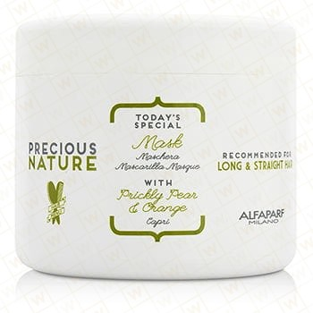 Alfaparf Precious Nature Long and Straight Hair Mask, Maska do włosów długich i prostych, 500 ml